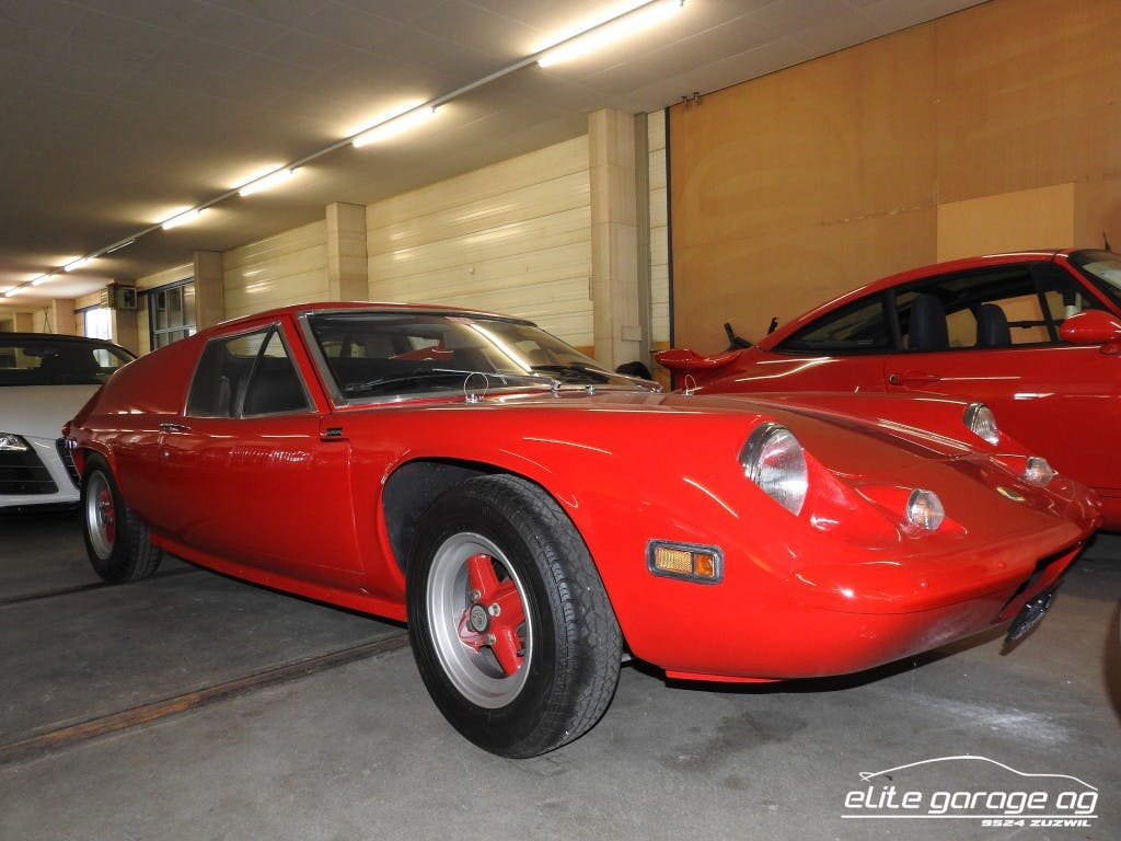 coupe Lotus Europa EUROPA
