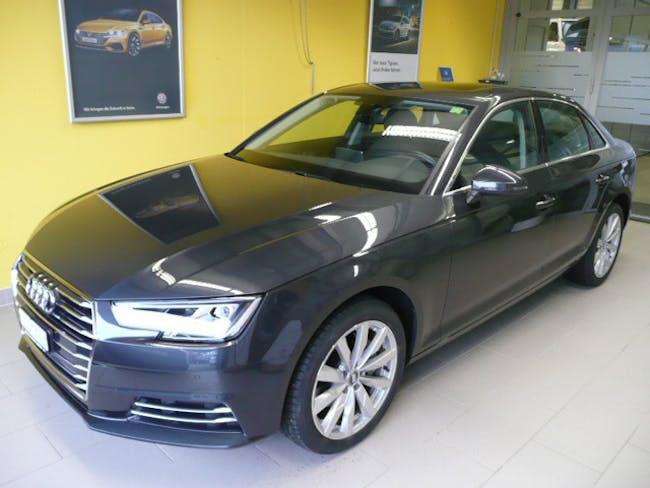 saloon Audi A4 2.0 TDI Design
