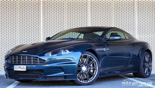 coupe Aston Martin DB9/DBS DBS Coupé