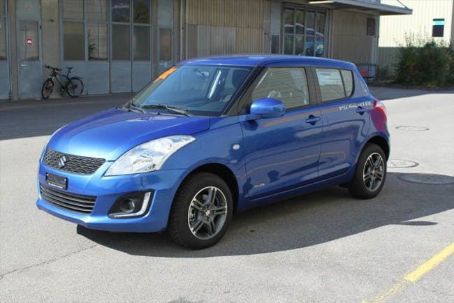saloon Suzuki Swift 1.2i PizSulai 4x4