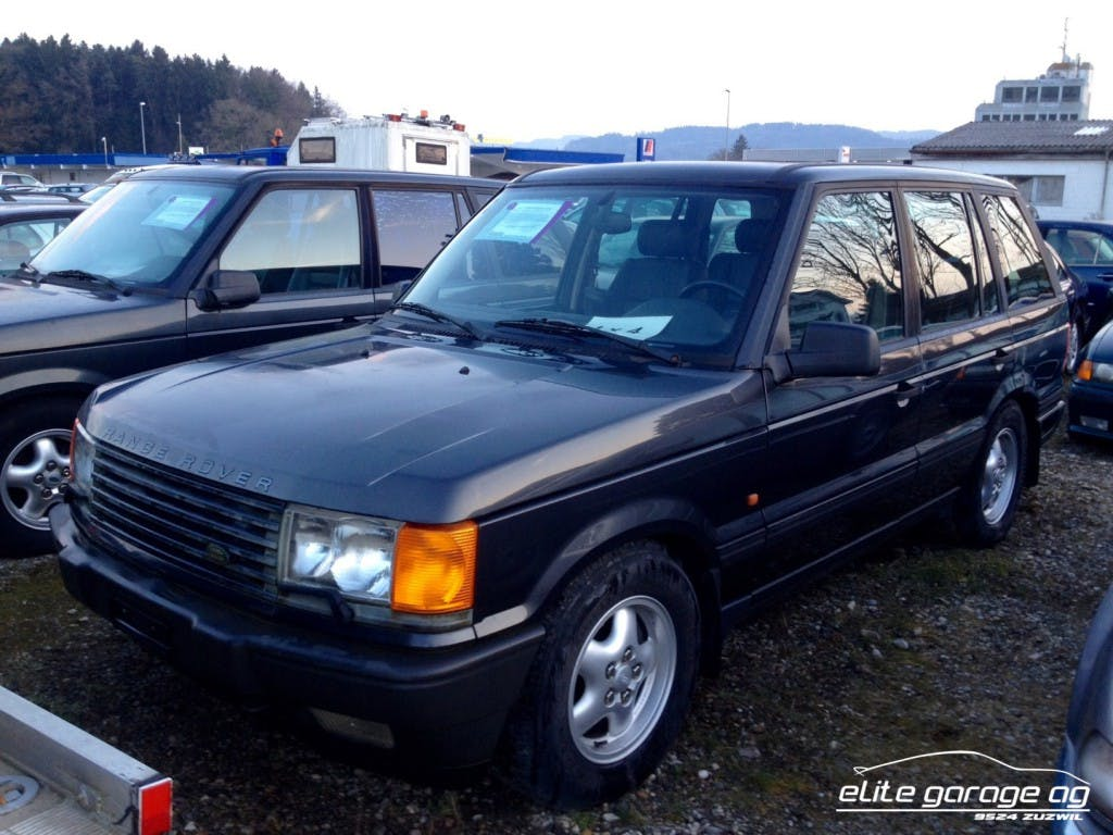 suv Land Rover Range Rover 4.6 HSE