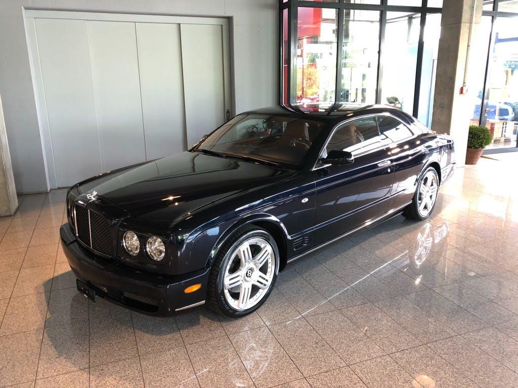 coupe Bentley Brooklands Brooklands