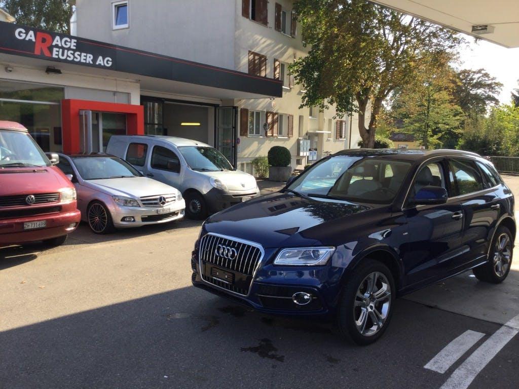 suv Audi Q5 S-LINE 3.0 TDI CLEAN QUATTRO S-TRONIC 258 PS