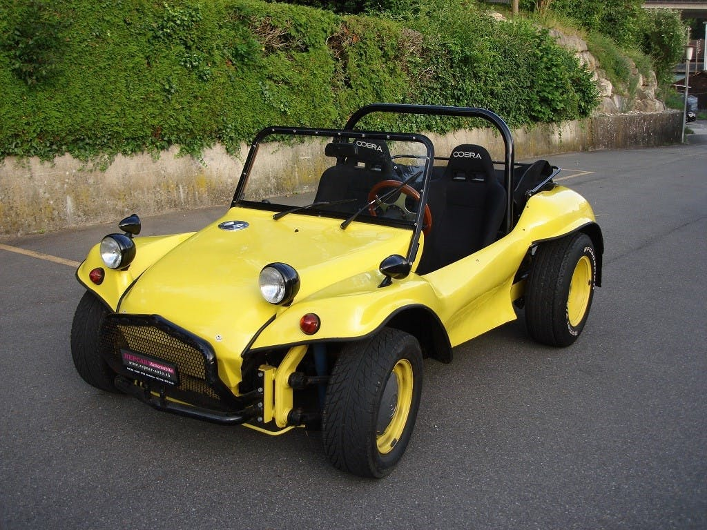 cabriolet VW Buggy Beach Buggy