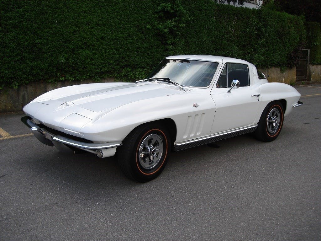 coupe Chevrolet Corvette C 2 Coupe