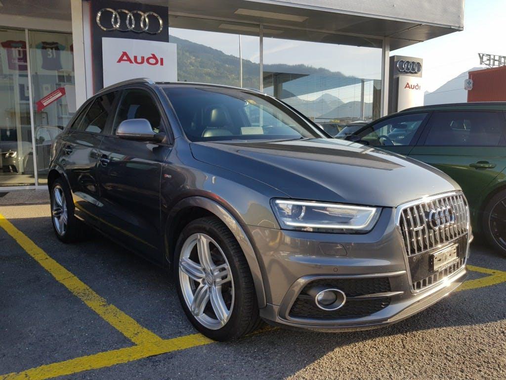 suv Audi Q3 2.0 TDI quattro S-tronic