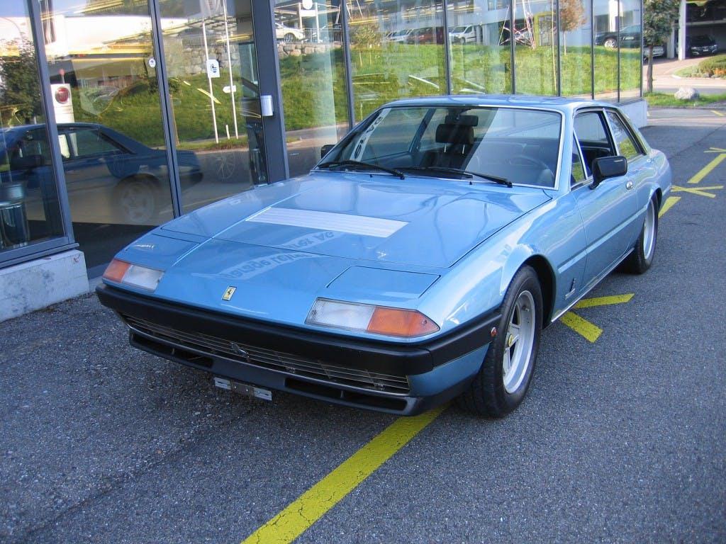 coupe Ferrari 400 400i