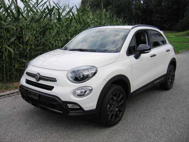 suv Fiat 500X 1.4T Off Road S-Design 4x4 Automatic