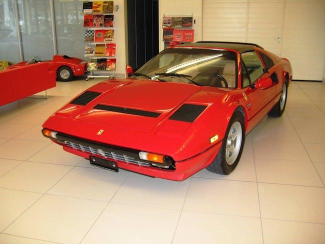 cabriolet Ferrari 308 GTSi Targa Quattrovalvole