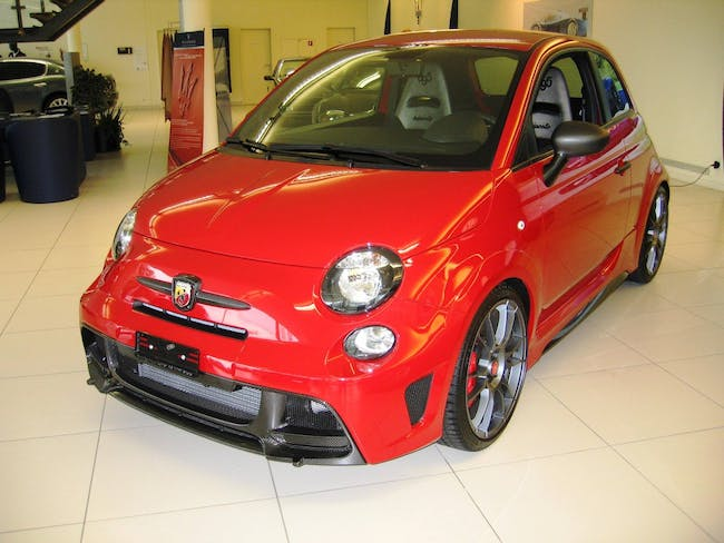 saloon Fiat Abarth 695 695 1.4 16V Turbo Abarth Biposto