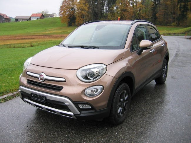 suv Fiat 500X 1.4T Off Road Edition+ 4x4 Automatic