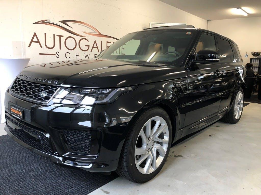 suv Land Rover Range Rover Sport 3.0 SDV6 HSE Dynamic * Open Sky Panorama * Fond Entertain *