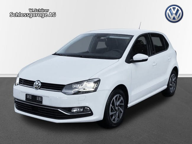 saloon VW Polo 1.2 TSI BMT Sound