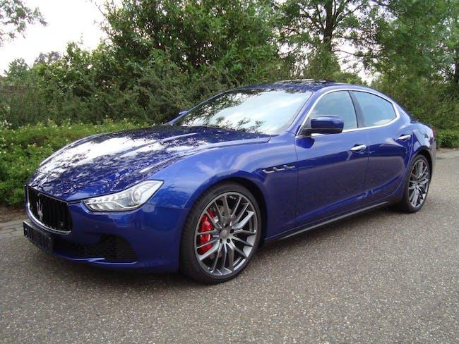 saloon Maserati Ghibli D 3.0 V6 Automatica * Sport 21´´ *