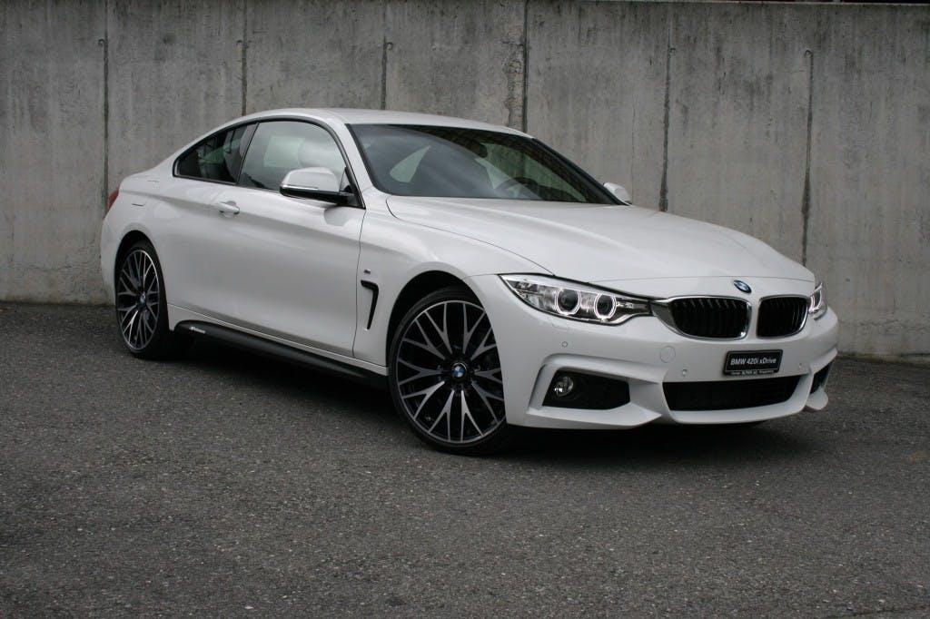 coupe BMW 4er 420i Coupé xDrive M Sport Line