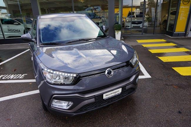 estate SsangYong XLV 1.6di Quartz 4WD