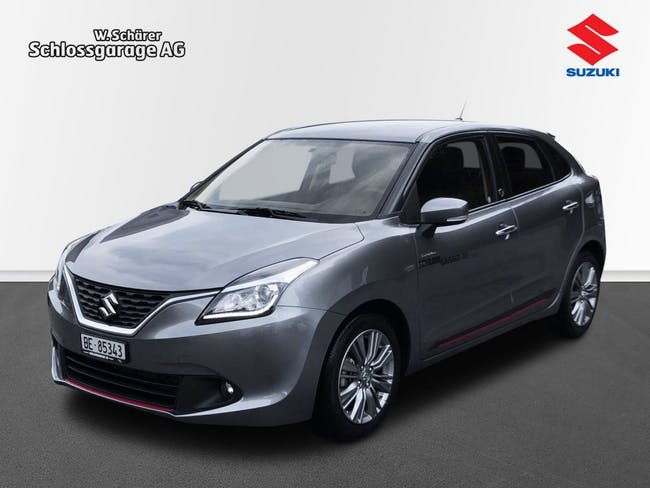 saloon Suzuki Baleno 1.0 Boosterjet Sergio Cellano Top Automat