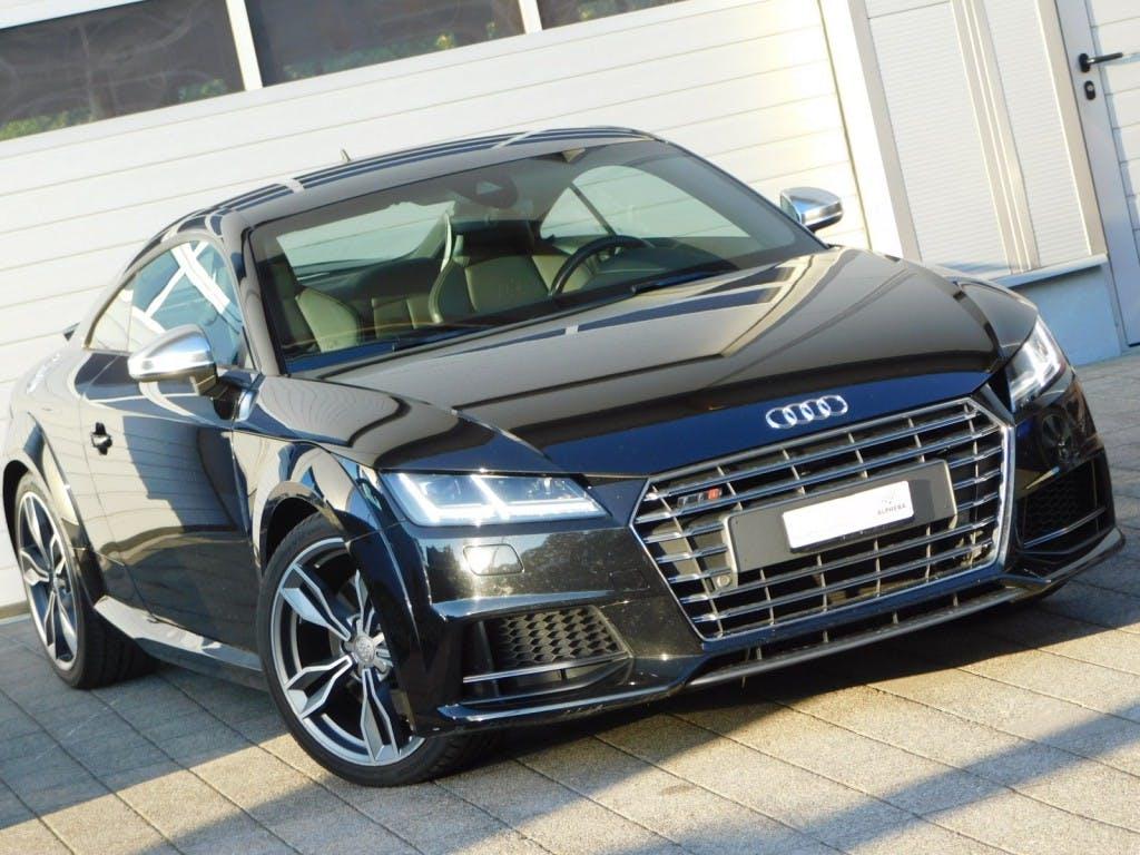 coupe Audi TTS / TTRS TTS Coupé 2.0 quattro - 310 PS
