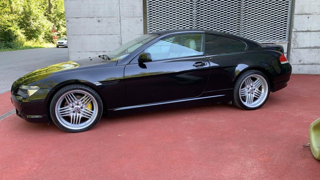 coupe BMW 6er 650i Steptronic
