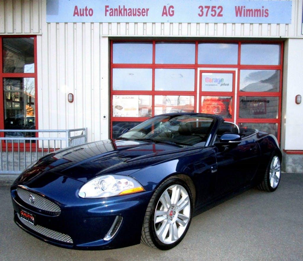 cabriolet Jaguar XK R 5.0 V8 SC