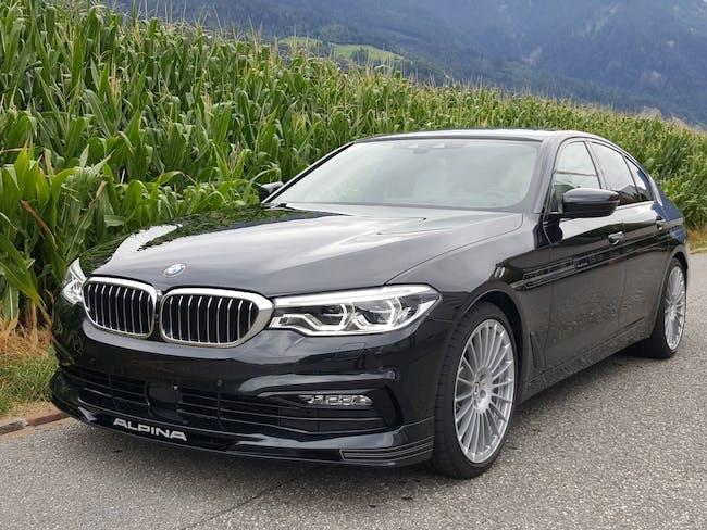 saloon BMW Alpina B5 BiTurbo Limousine 4.4 V8 xDrive Switch-Tronic