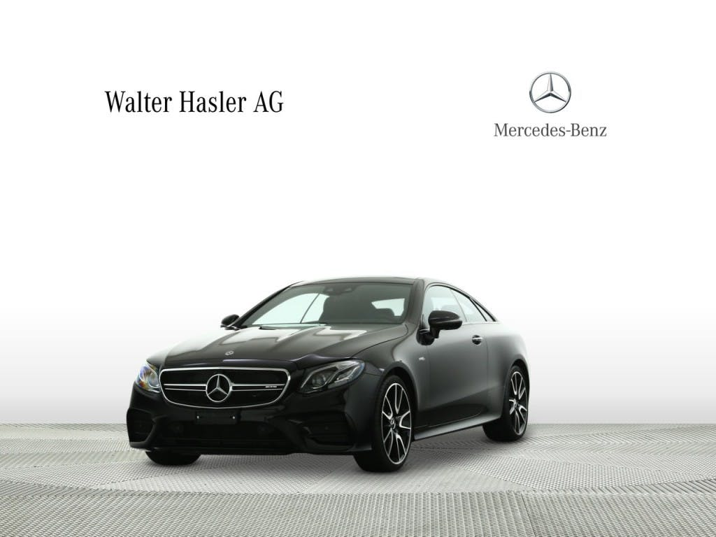 cabriolet Mercedes-Benz E-Klasse E 53 Coupé AMG 4 Matic+ 9G-Tronic