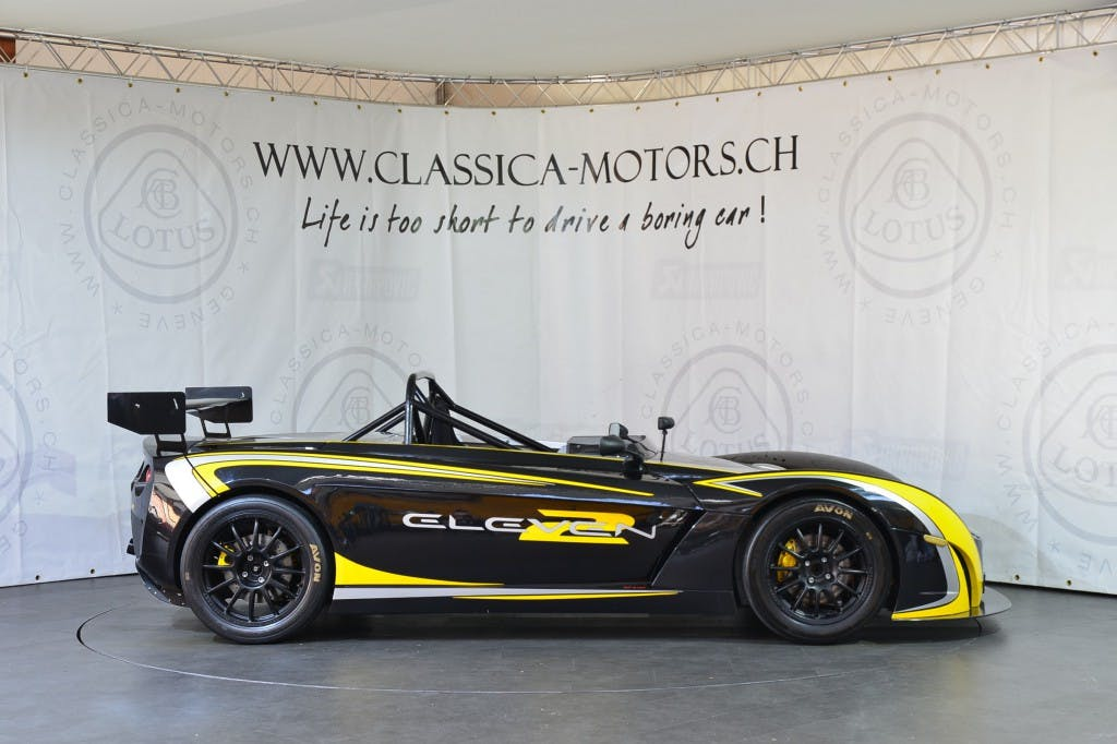 cabriolet Lotus 2 - Eleven 2 - Eleven