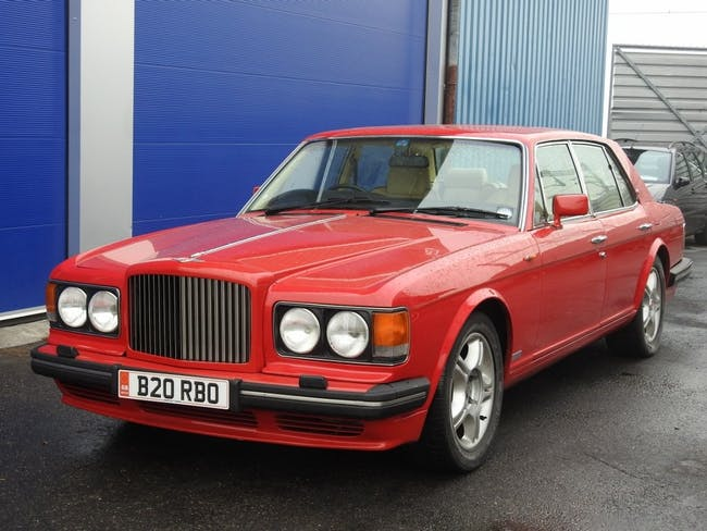 saloon Bentley Turbo R Turbo R