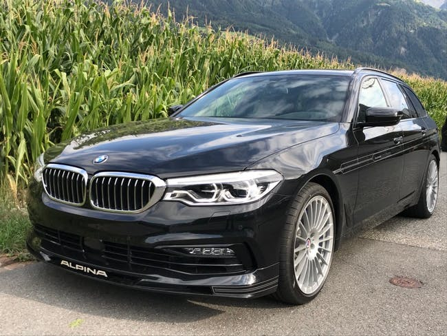 estate BMW Alpina D5 S Touring 3.0d xDrive Switch-Tronic