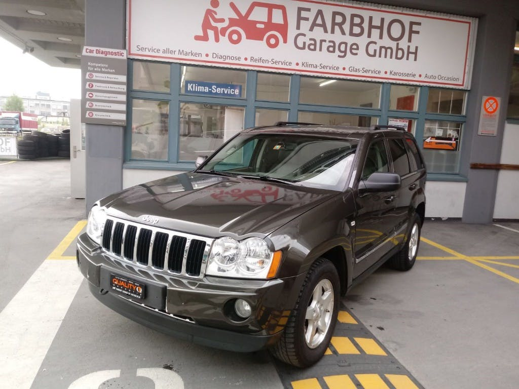 suv Jeep Grand Cherokee 3.0 CRD Overland Automatic