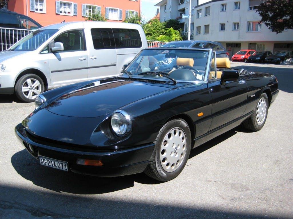 cabriolet Alfa Romeo Spider 2.0
