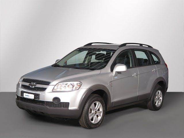 suv Chevrolet Captiva 2.4 LS 2WD