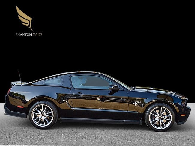 coupe Ford Mustang GT 5.0-V8 418 PS 6-Gang
