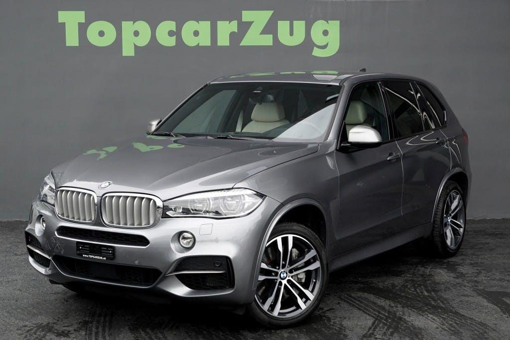 suv BMW X5 xDrive M50d **7Plätzer**