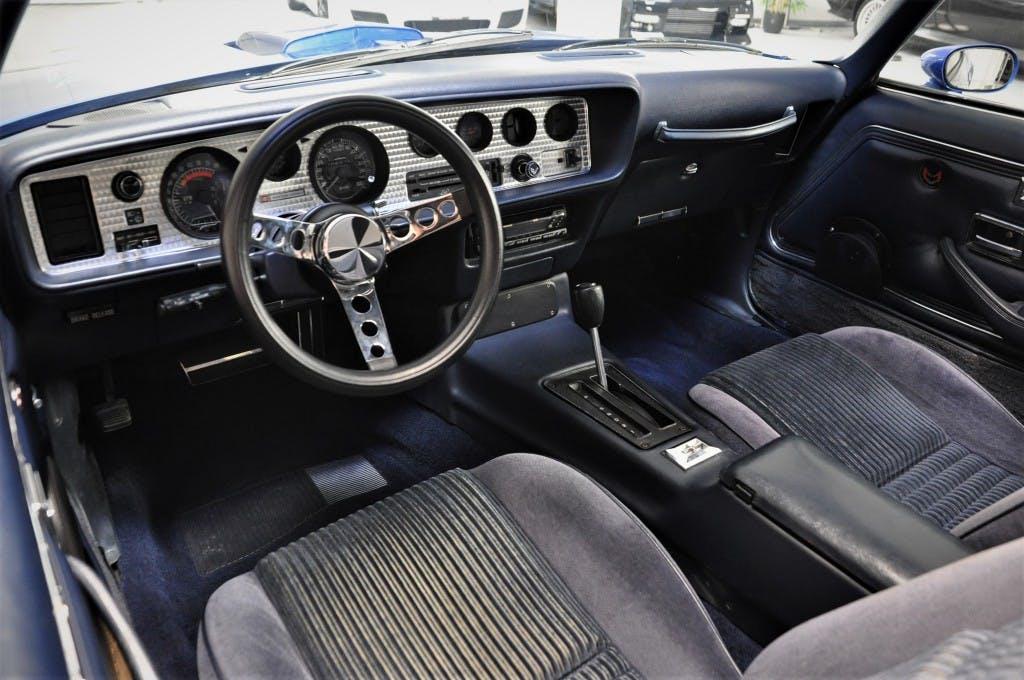 limousine pontiac firebird trans am 5 0 kaufen auf. Black Bedroom Furniture Sets. Home Design Ideas