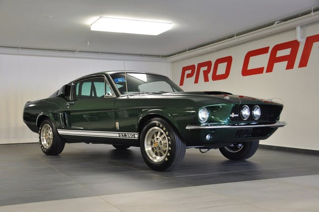 coupe Ford Mustang Shelby GT 350 Fastback 289 C.I. Hi-Po V8