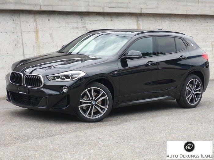 suv BMW X2 xDrive 25d M Sport