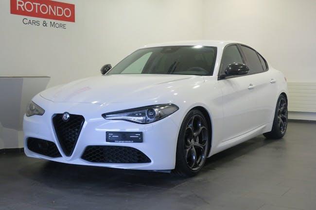 saloon Alfa Romeo Giulia 2.2 JTDM Super Aut. Carbon Edition