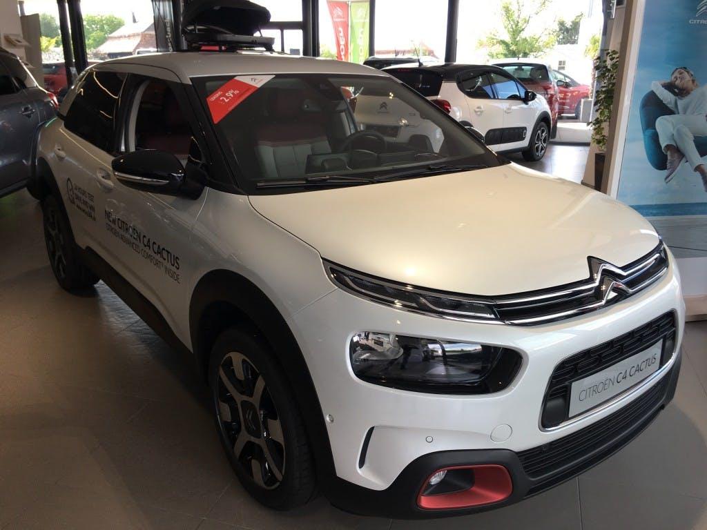 suv Citroën C4 Cactus 1.2 PureT Shine