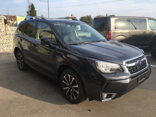 suv Subaru Forester 2.0XT Luxury