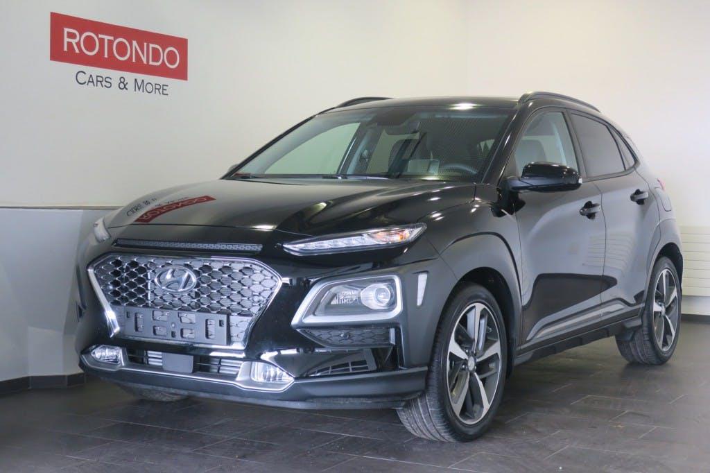 suv Hyundai Kona 1.6 T-GDi Luxury 4WD DCT