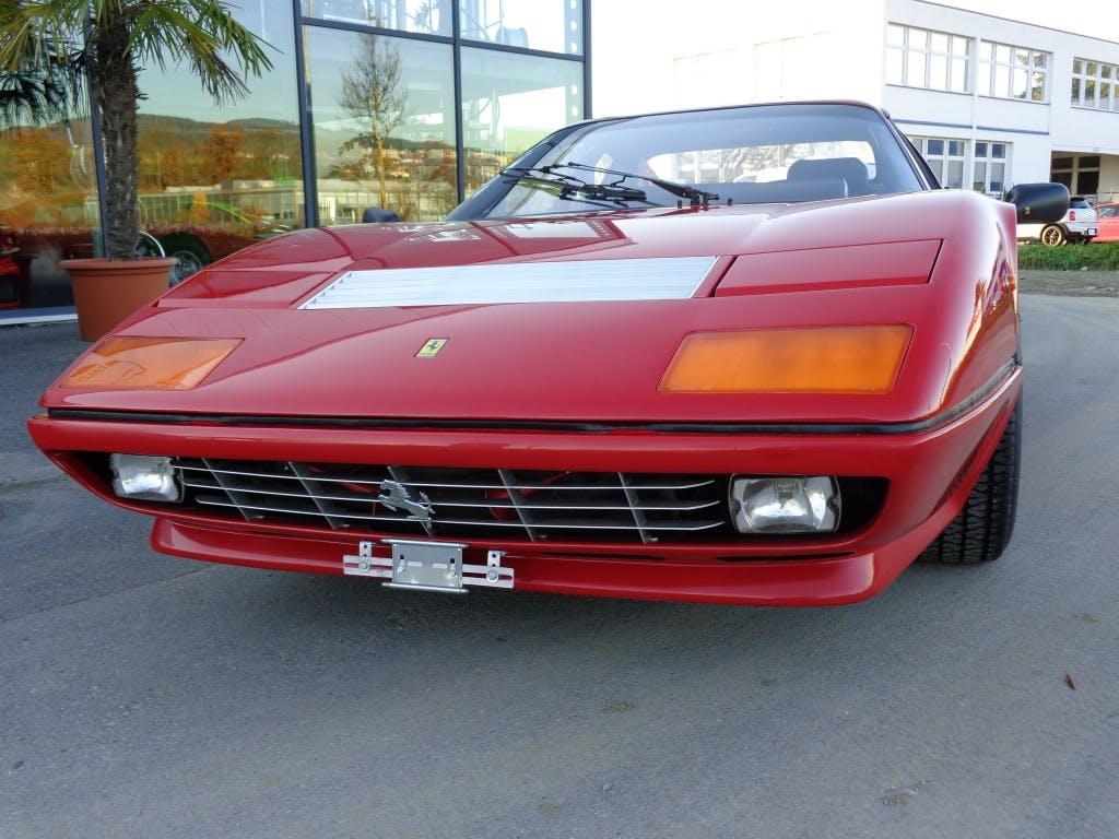 coupe Ferrari 512 BB 512 BBi