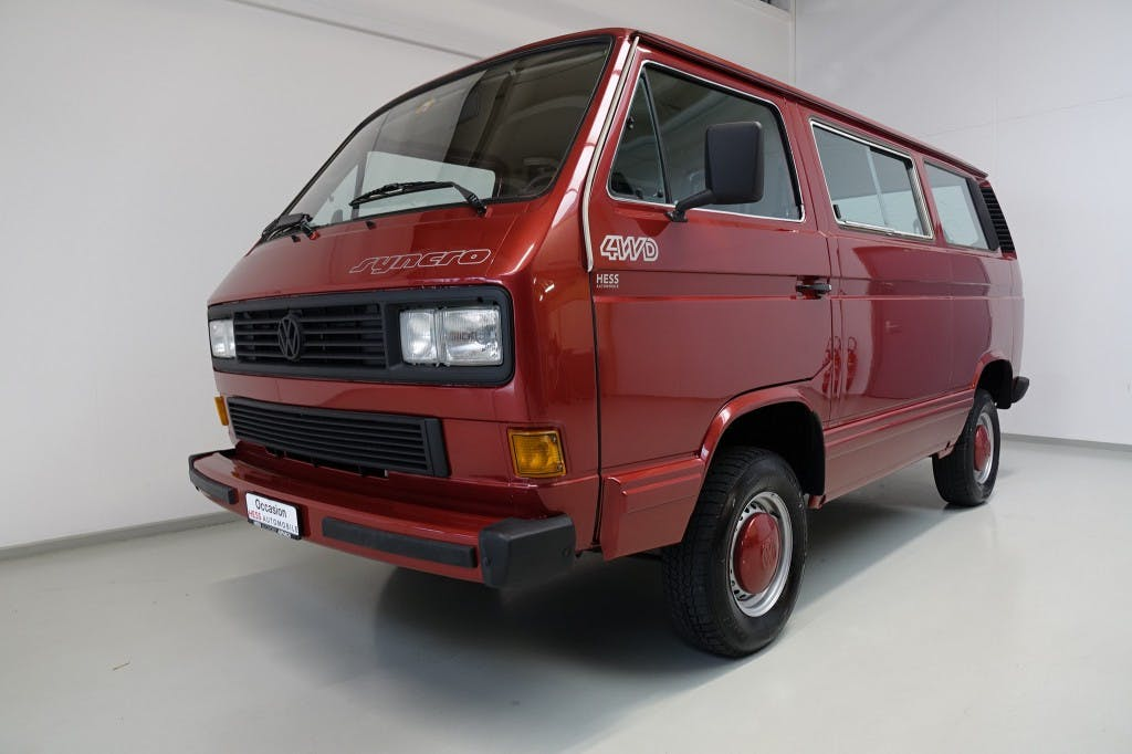 bus VW Typ 2 T3 2.1 syncro Caravelle GL