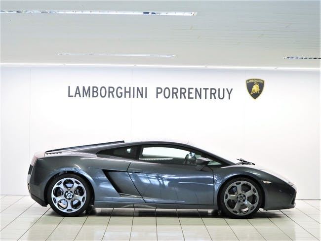 coupe Lamborghini Gallardo 5.0 V10 Coupé
