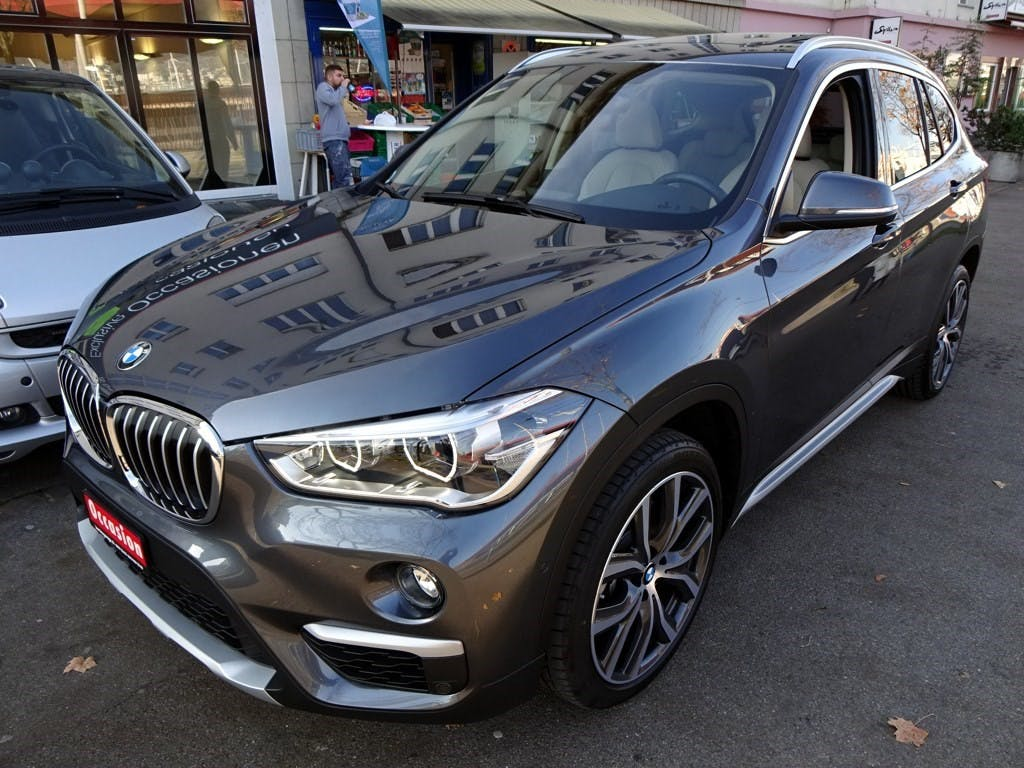 suv BMW X1 xDrive 20d xLine Steptronic