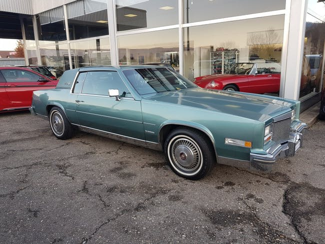 saloon Cadillac Eldorado Coupe 6033