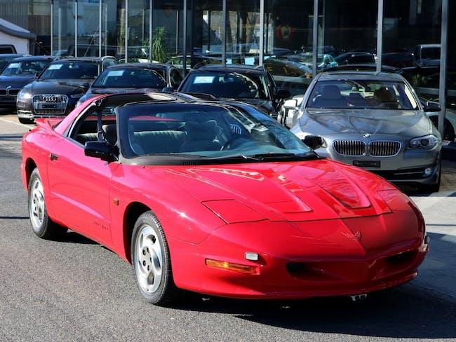 coupe Pontiac Firebird 3.4 V6 Targa