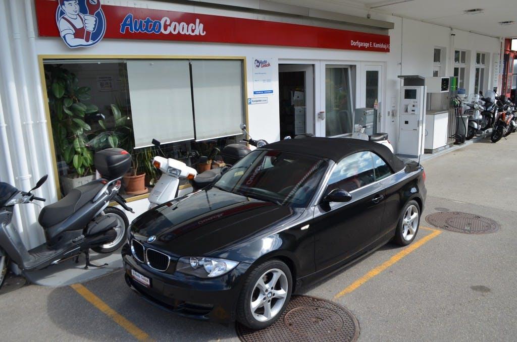 cabriolet BMW 1er 120i Cabrio