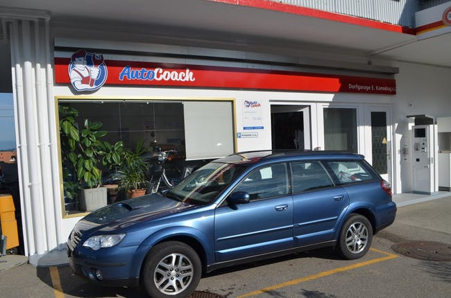 estate Subaru Outback 2.0D AWD Swiss