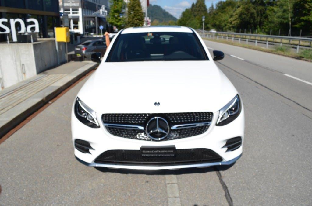 suv Mercedes-Benz GLC-Klasse GLC Coupé 43 AMG 4Matic 9G-Tronic